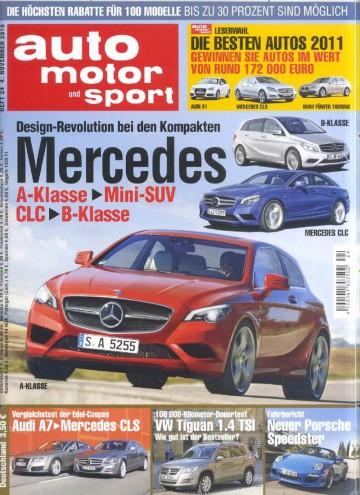Auto Motor Sport Cover
