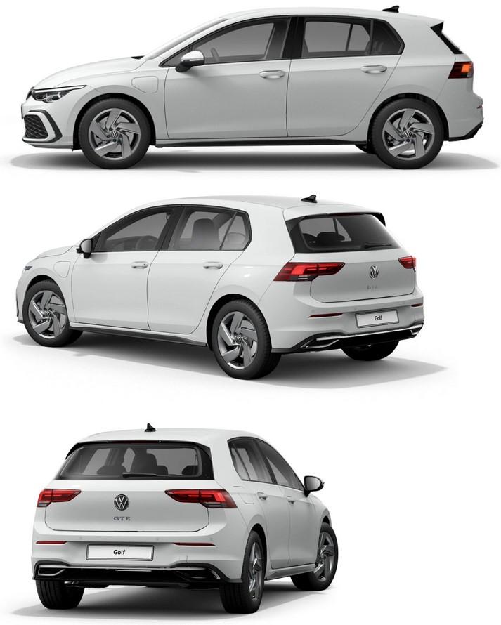 Volkswagen Golf 8 GTE eHybrid DSG   Ab sofort bestellbar ...